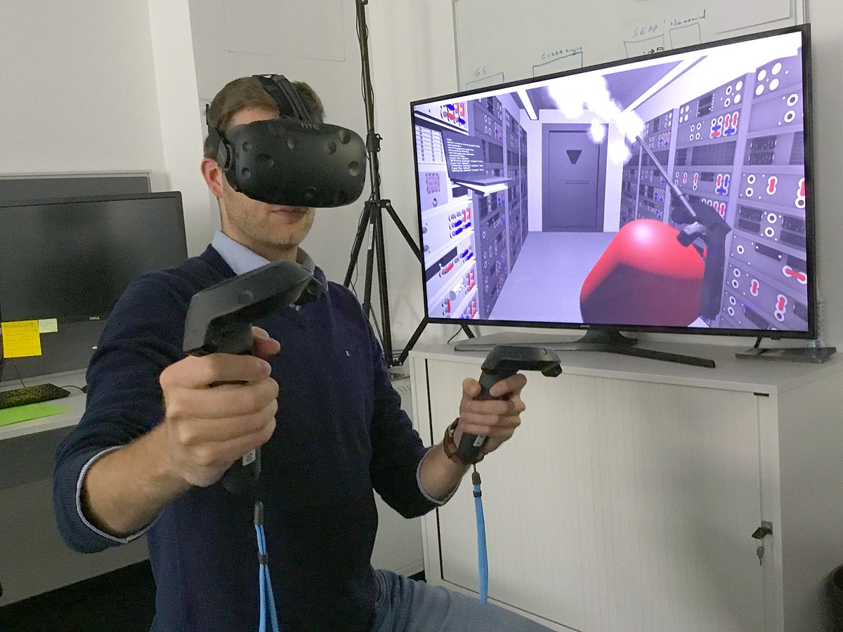 Immersive Virtual Reality A Possible Alternative To